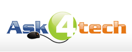 ASK4Tech Custom Business Website Design, Development, and SEO - based in Charlotte